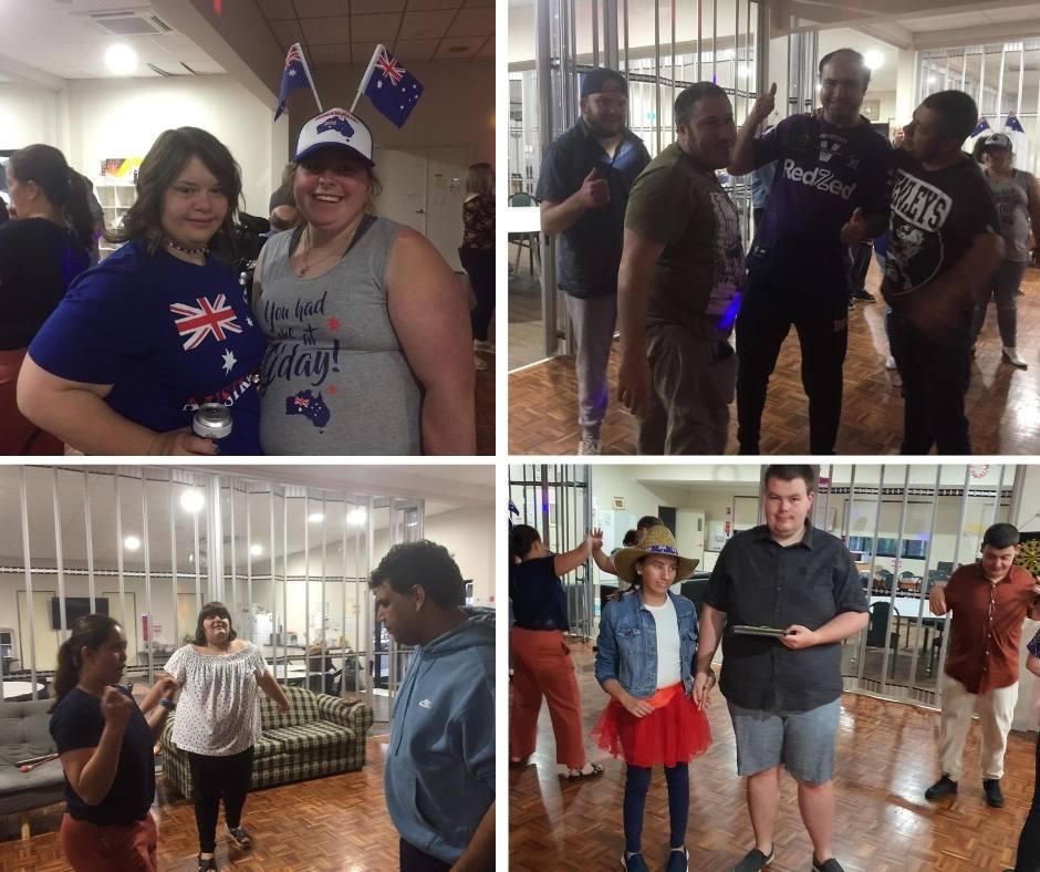 Australia Day Dance Party -