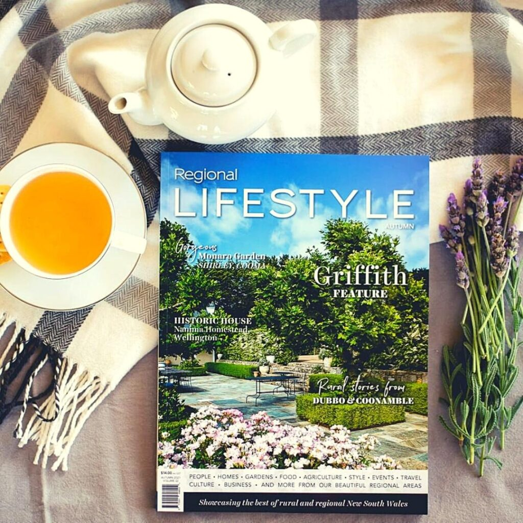 GPSO featured in Regional Lifestyle Magazine -