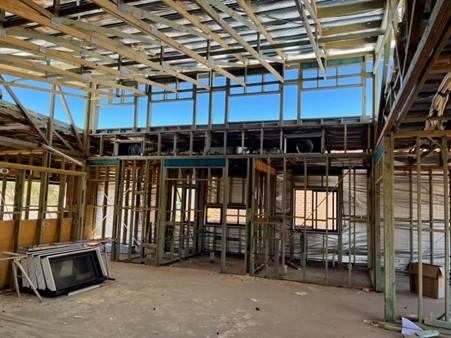 SDA houses making great progress -