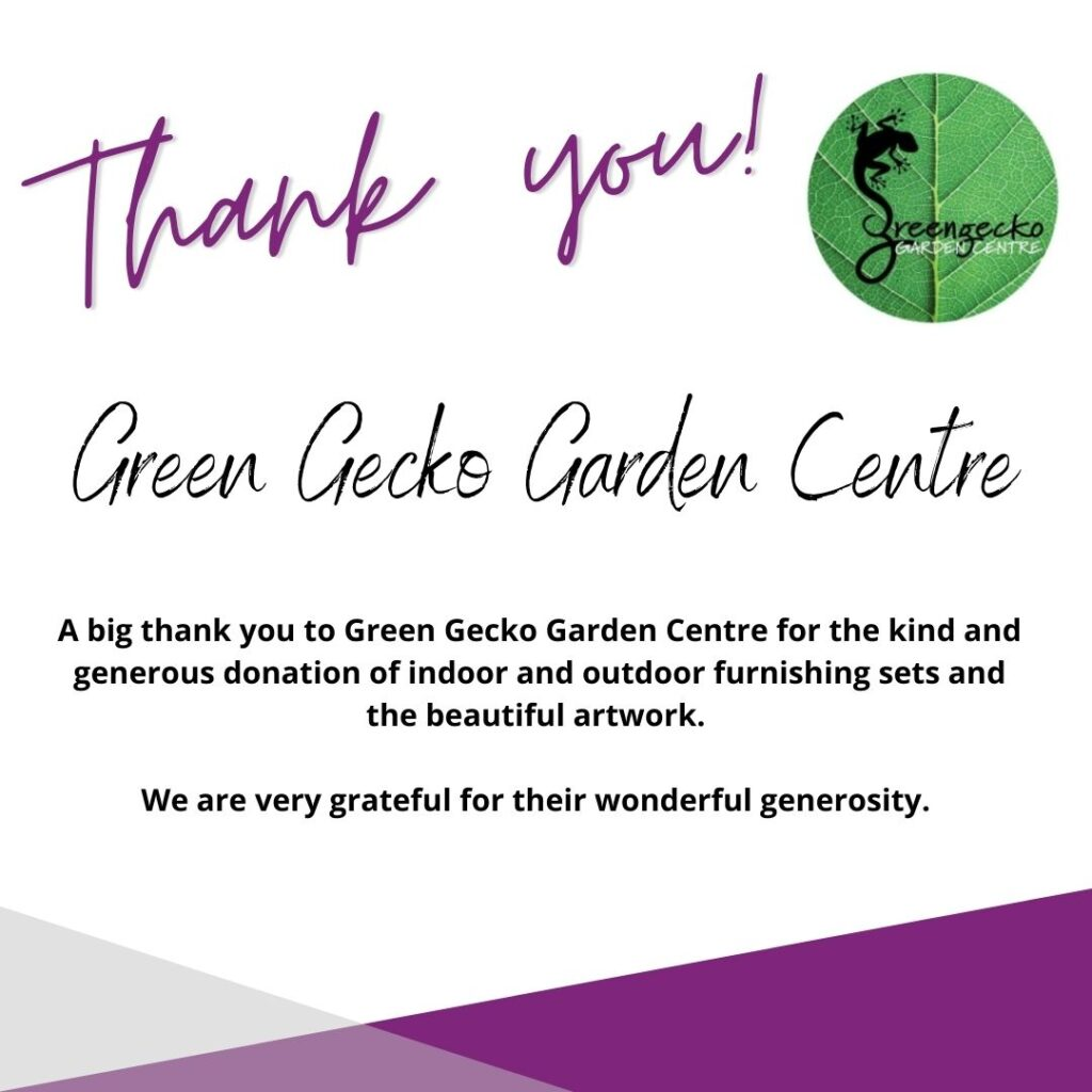 GPSO receives generous donation from Green Gecko Garden Centre. Thank You. -