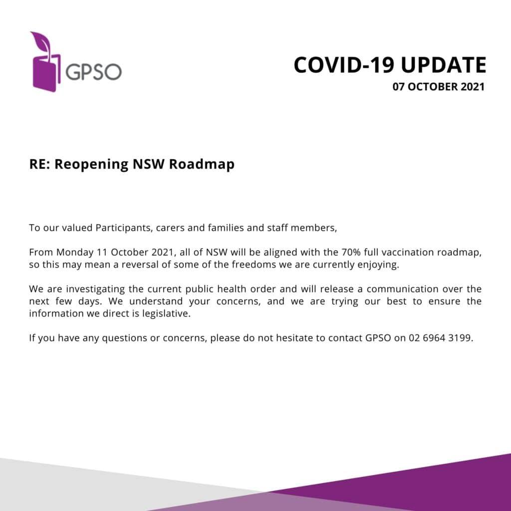 COVID-19 Update - 07 October 2021 -